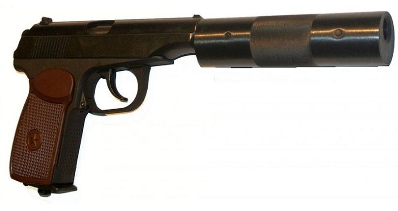 мр-654к-22 с фальшглушителем